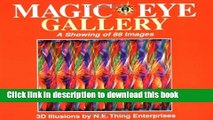 [Popular] Books Magic Eye Gallery: A Showing Of 88 Images Full Download