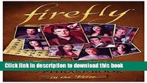[Popular] Books Firefly: The Gorramn Shiniest Language Guide and Dictionary in the  Verse Free