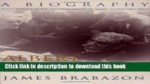 Title : [Popular] Books Albert Schweitzer: A Biography (The Albert Schweitzer Library) Full Online