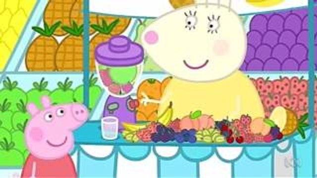 Peppa Pig Fruit Season 4 Episode 45 in English