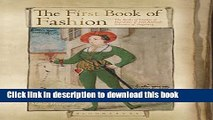 Books The First Book of Fashion: The Book of Clothes of Matthaeus and Veit Konrad Schwarz of