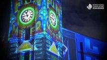 Hong Kong Pulse 3D Light Show – Hong Kong Summer Fun Highlights