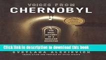 [Popular] Books Voices from Chernobyl (Lannan Selection) Free Online