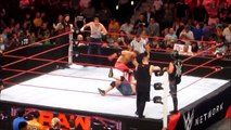 [Dark Match]WWE  John Cena , Roman Reigns and Dean Ambrose Vs Seth Rollins , AJ Styles and Kevin Owens