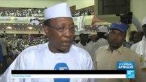 Tchad : Idriss Deby réinvesti pour un cinquième mandat après une élection contestée