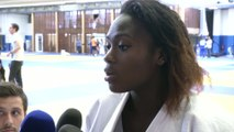 JO - Judo : Agbegnenou «Je ne vais pas me mettre la pression»