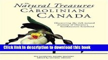 [Popular] Books The Natural Treasures of Carolinian Canada: Discovering the rich natural diversity