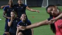 Equipe de France Féminine : premières heures des Bleues à Salvador de Bahia !