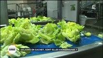 Santé Il vaut mieux laver vos salades que de les acheter en sachet !_1280x720