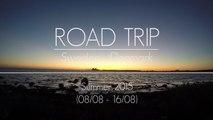 Road trip Sweden Norway Summer 2015