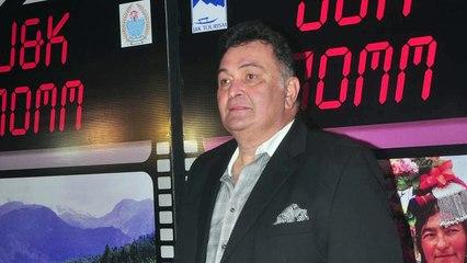 SHOCKING Rishi Kapoor On Kim Kardashian