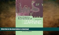 FAVORIT BOOK The Theory and Practice of Learning (National Health Informatics Collection) FREE