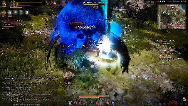 Black Desert Online: Awakened Black Spirit form - Black Spirit Crystal 9 milion reward