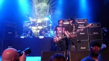 Motörhead Last Show 09_02_2015 - Metropolis - Lemmy was too sick to play RIP LEMMY 12_28_2015