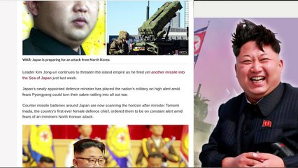 North Korea nuclear strike on Japan could be IMMINENT!