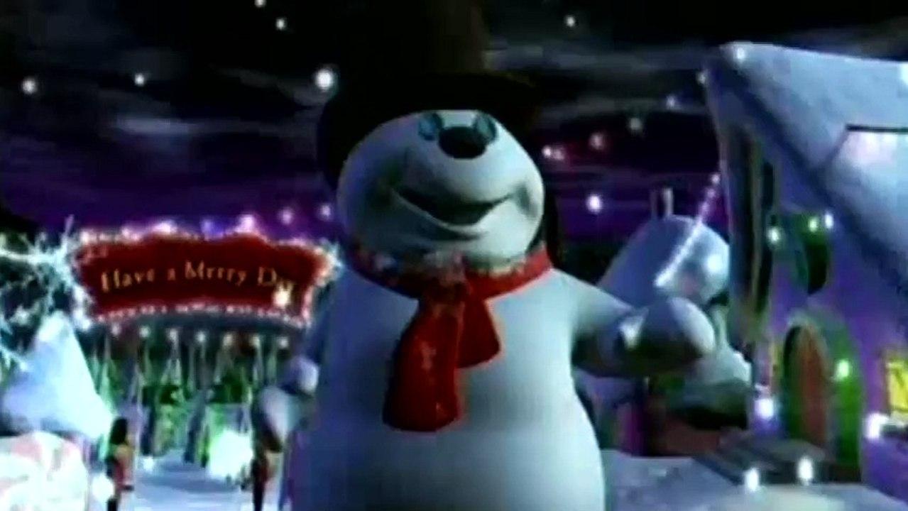 Le Père Noël Contre Le Bonhomme De Neige Vost