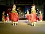 Yafem 10. Türk Boyları Kültür Şöleni Artvin Çocuk Ekibi