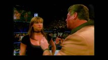 Stephanie McMahon & Vince McMahon Video Package SmackDown 10.09.2003 (HD)