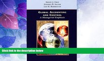 READ FREE FULL  Global Accounting and Control: A Managerial Emphasis  READ Ebook Online Free