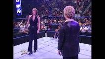 Stephanie McMahon & Linda McMahon & Vince McMahon & Sable Segment SmackDown 10.09.2003 (HD)