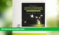 Full [PDF] Downlaod  Horngren s Financial   Managerial Accounting, The Managerial Chapters,