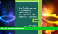 READ book  New Developments in Categorical Data Analysis for the Social and Behavioral Sciences