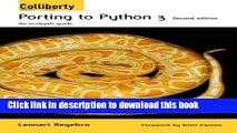 Porting a Python 2 Program to Python 3 - video dailymotion
