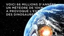 Volcanisme intense ou chutes de météores, quelle catastrophe naturelle détruira la Terre ?