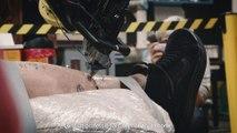 Diseñan un robot capaz de hacer tatuajes a las personas