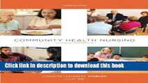 [Download] Community Health Nursing: A Canadian Perspective (3rd Edition) Kindle Collection