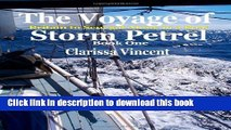 [Download] The Voyage of Storm Petrel: Book 1: Britain to Senegal alone in a boat Paperback