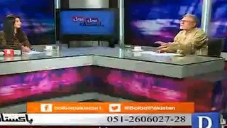 Bol Bol Pakistan - 09-08-16 taking PTI ass........