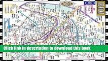 [Download] Streetwise Paris Metro Map - Laminated Paris Subway Rer Map for Travel - Pocket Size
