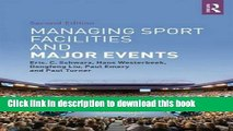 Download Managing Sport Facilities and Major Events: Second Edition E-Book Online