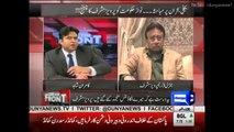 Har Army Chief Koi Pagal Hai Ya Aik Banda Jo 5 Logon K Saath Nahi Chal Raha Us Mein Koi GarBar Hai- Pervaiz Musharraf