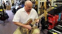 Northwest Guitars: T-Top Bounty Hunter