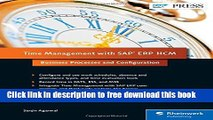 PDF Time Management with SAP ERP HCM {Free Books|Online - video
