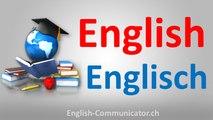 GermanDeutscheEnglish language speaking writing grammar course learnEnglish  Englisch Sprache Sprechen Schreiben Gra