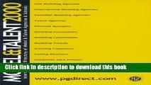 [PDF] Model   Talent 2000: The International Directory of Model   Talent Agencies  Schools E-Book
