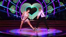 【HD】DWTS 19 Week 5 - Sadie Robertson & Derek Hough CHARLESTON Dancing With The Stars
