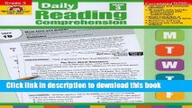 PDF] Daily Reading Comprehension, Grade 3 (Daily Reading