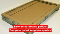 corrugated pallets suppliers Cyprus, cardboard pallets Cyprus manufacturers