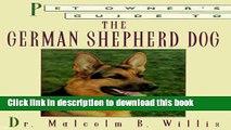 [Download] Pet Owner s Guide to the German Shepherd Hardcover Online