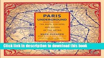 [Fresh] Paris Underground: The Maps, Stations, and Design of the Metro New Ebook