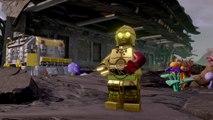 LEGO Star Wars : Le Réveil de la Force - Le Bras Fantôme