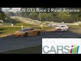 Project Cars Career REPLAY | US GT3 Championship Round 3 Race 2 | McLaren MP4 12C GT3 Road America