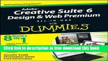 [Download] Adobe Creative Suite 6 Design and Web Premium All-in-One For Dummies Paperback Free