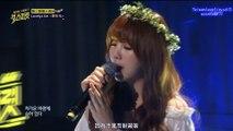 160809 JTBC GirlSpirit 野生花 Lovelyz(Kei)[特效中字]