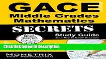 Ebook GACE Middle Grades Mathematics Secrets Study Guide: GACE Test Review for the Georgia