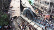24 People Dead After Highway Overpass Collapses